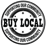 buy local: supporting our community